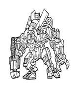 Transformers da colorare   DisegniDaColorare.it