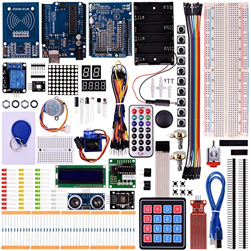 App Libros Electronicos Rfid Master Starter Kit For Arduino, Kuman Update Uno R3