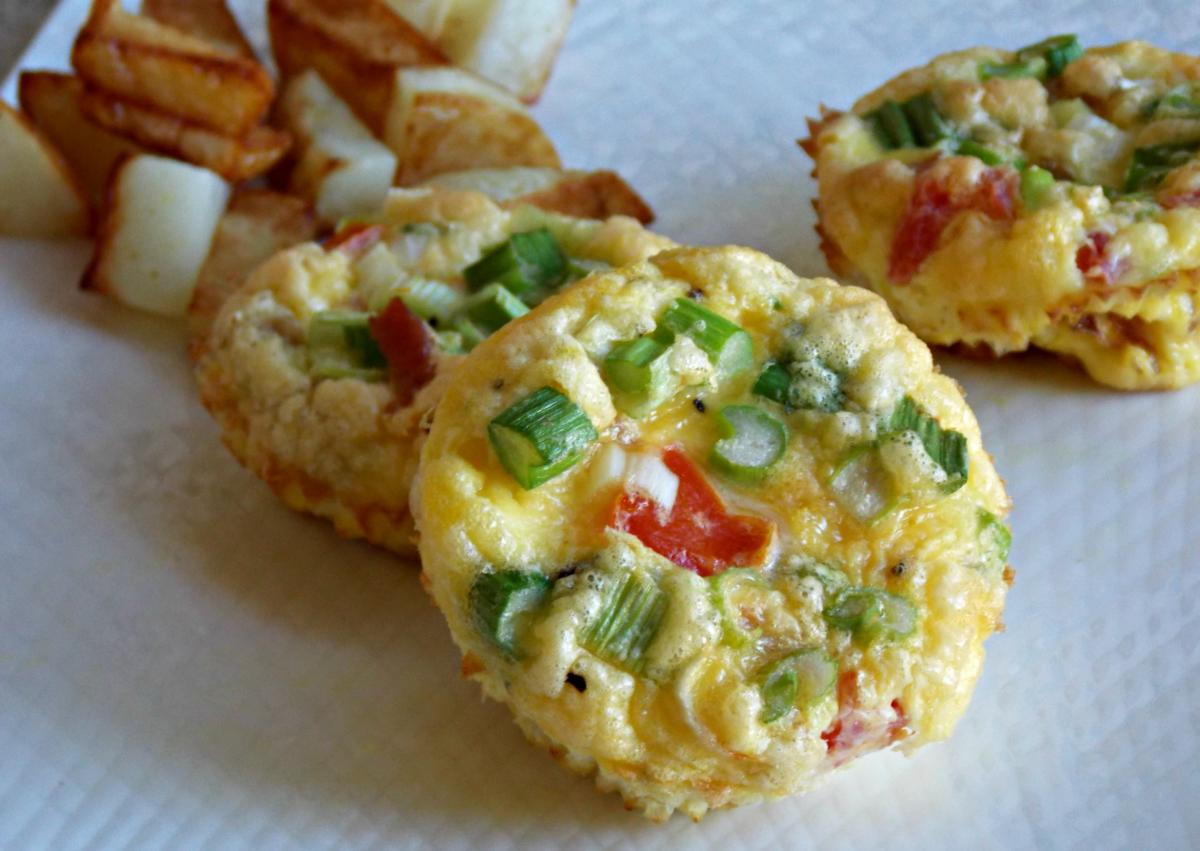 10 Make Ahead Breakfast Minis To Save Your Mornings