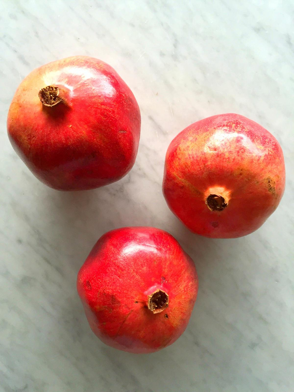 Pomegranate Pics How To Pick A Ripe Pomegranate Allrecipes