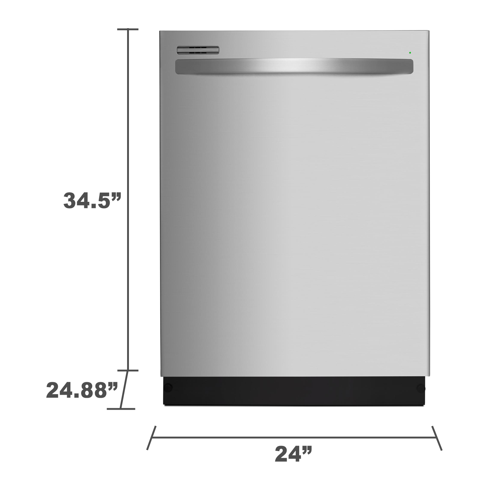 Dishwasher Dimensions Inches Dishwasher Buying Guide Tips And Recommendations
