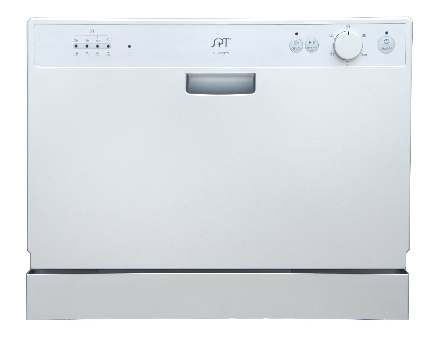 Avanti Countertop Dishwasher Spt Sd 2202s Countertop Dishwasher Material Type