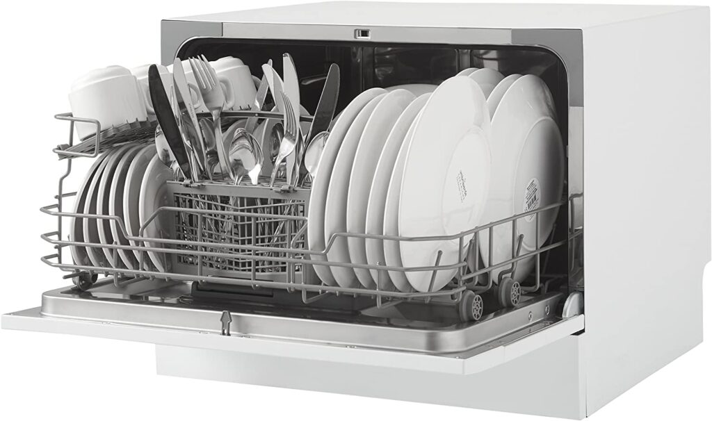 Danby Ddw621wdb Countertop Dishwasher Review Worth It Or Not