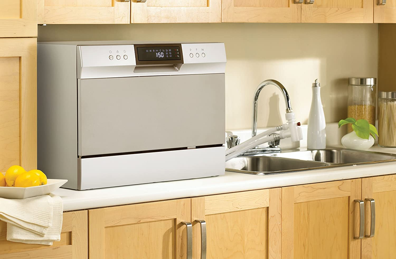 Danby Countertop Dishwasher Review Danby Ddw631sdb Review