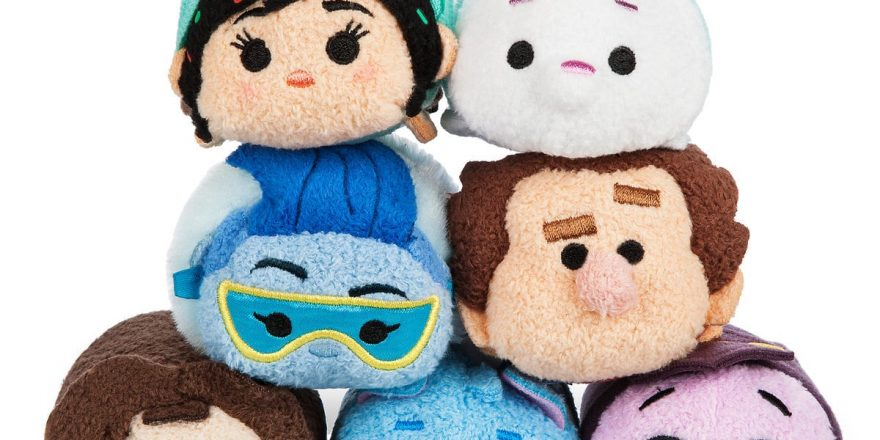 Ralph Breaks The Internet Tsum Tsum Collection Out Now