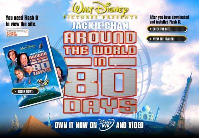 Around The World In 80 Days - The Official Web Site