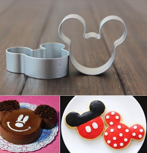 Decoration Minnie Gateau Anniversaire Mickey Mouse Koekjesvorm Kopen? Bak Koekjes In Mickey