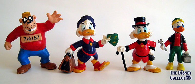 3d Wallpaper Gyro Ducktales The Disney Collection
