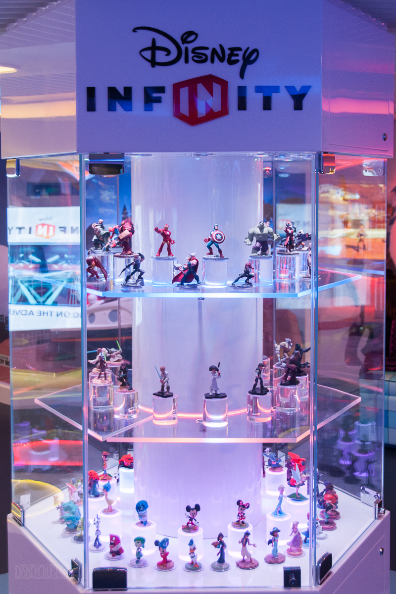 First Look At The New Disney Dream Disney Infinity Play