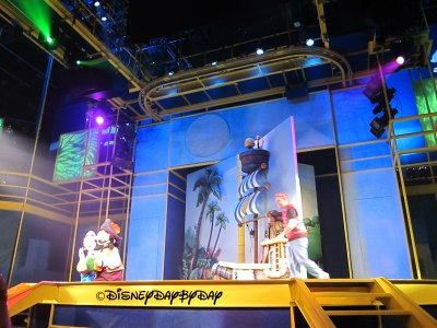 Disney Junior Live Stage