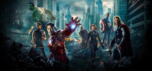 Marvels The Avengers Character Poster