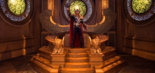 Marvel Thor Dark World Treasures Of Asgard Innoventions Experience Disneyland