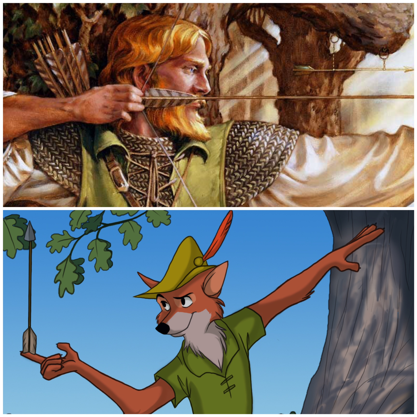 the real robin hood Was there a real robin hood and if so, what was he doing and why did he  challenge the government might there even have been more than.