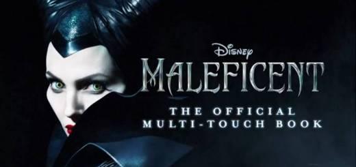 Disney Maleficent Apple Ibook