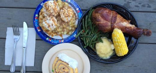 Diy Disneyland Thanksgiving Feast Disneyexaminer