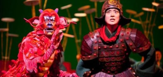 Mulan The Musical Live TV ABC Possibility