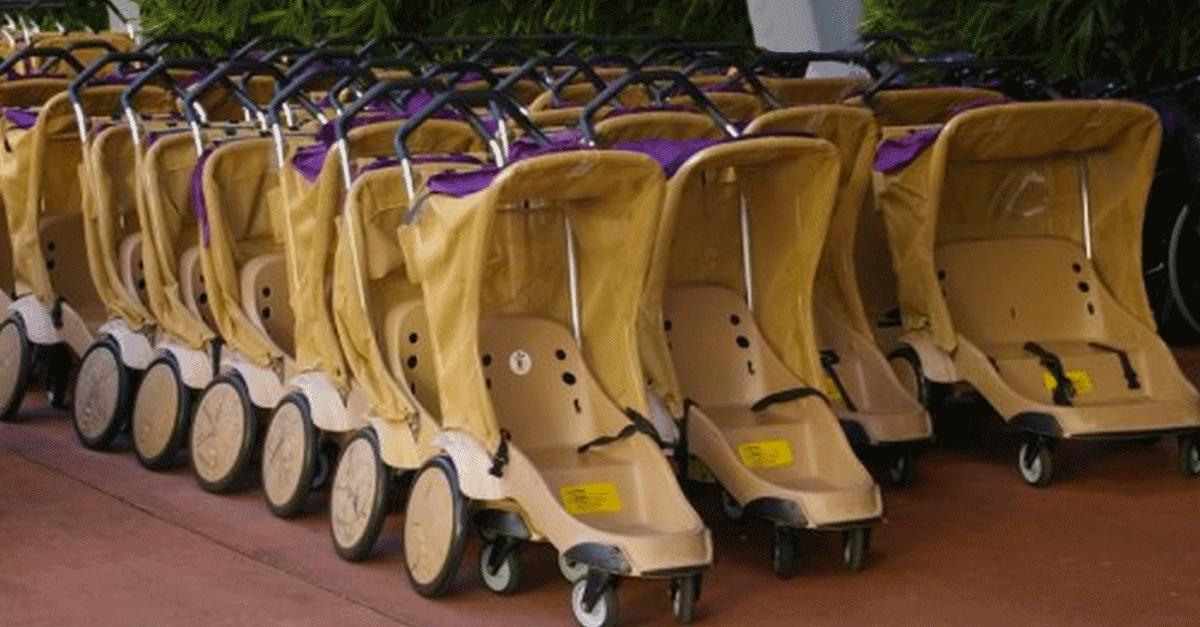 Travel Stroller Recline Should I Rent A Stroller At Disney World Or Bring My Own