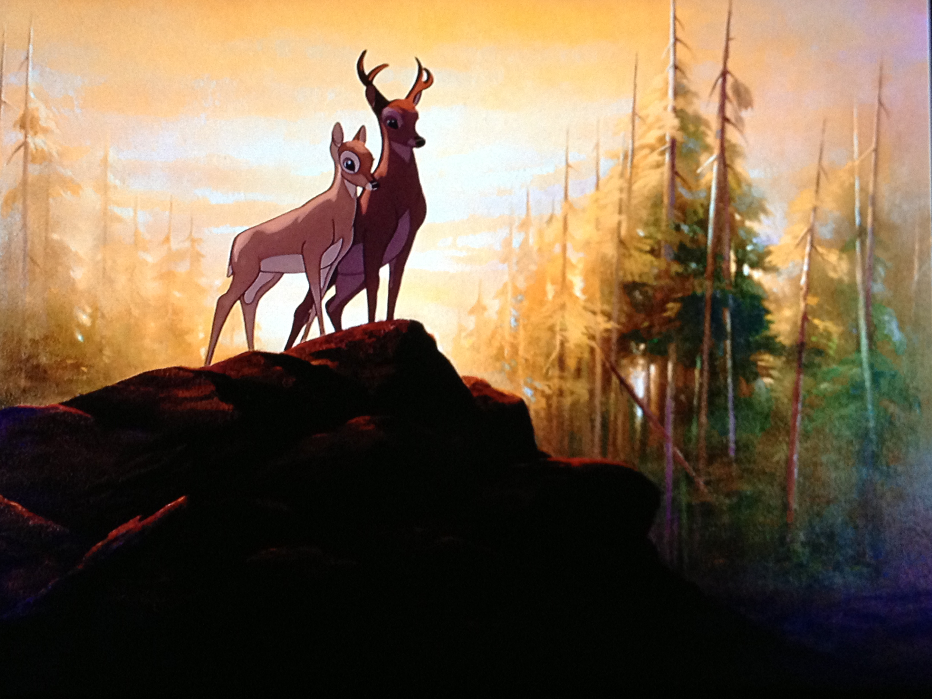 Cute Boy Cartoon Wallpaper Bambi John S Disney Movie Year