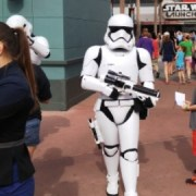 New Star Wars: A Galaxy Far, Far Away Show Opens at Disney's Hollywood Studios (video)