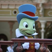 Meet Jiminy Cricket Next Week at Disney's Animal Kingdom