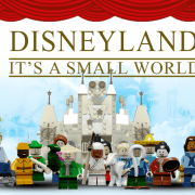 LEGO Could Make a Set of Its a Small World (and you can help make it happen)