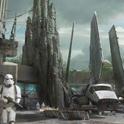 Quick Update on Disneyland's Star Wars Land Construction