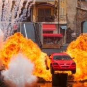 Disney's Lights, Motors, Action! Stunt Show Attraction Closes