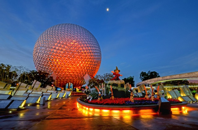 Walt Disney World Facts and Statistics (December 2016)