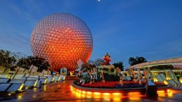 disney world facts statistics