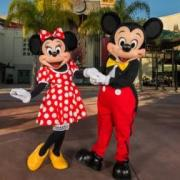 New Mickey and Minnie Meet n Greet at Disney's Hollywood Studios