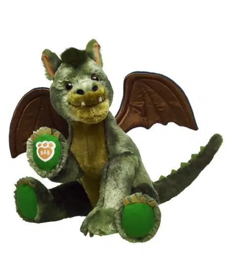 New 'Pete's Dragon' Elliot Build-a-Bear Stuffed Animal