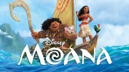 moana box office