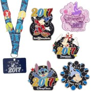 Disney Unveils New 2017 Disney Pins Available Now!