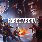 Star Wars: Force Arena Game Launched