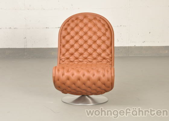 Panton Deluxe Sessel Verpan Lounge Chair System 1-2-3 Deluxe - Design Verner