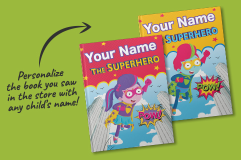 Put Me In The Story Personalized Childrens Books Barnes  Noble®