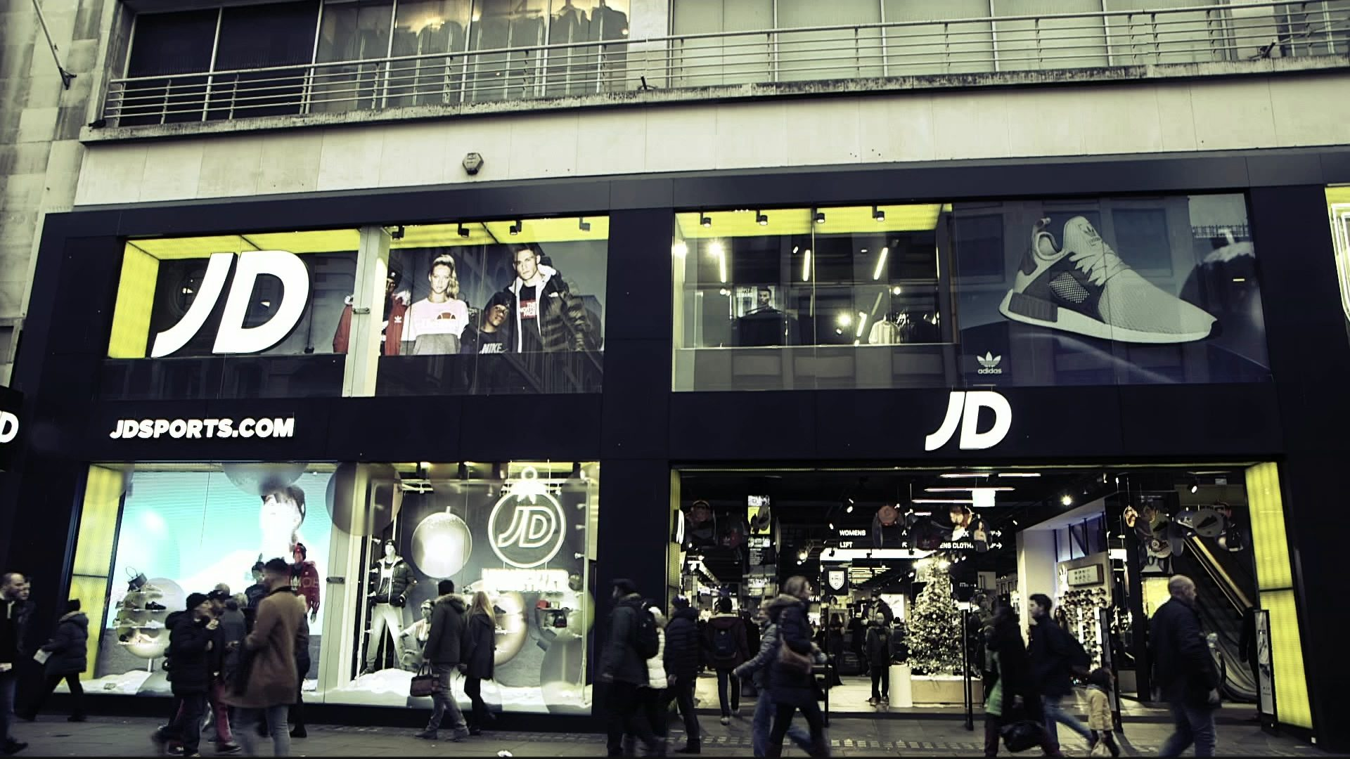 Jd Sports Jd Sports The 5bn Institution Dispatch Weekly