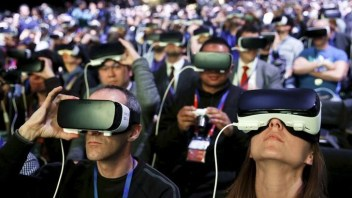 Virtual reality, game changer, Next Big Thing, or red herring?