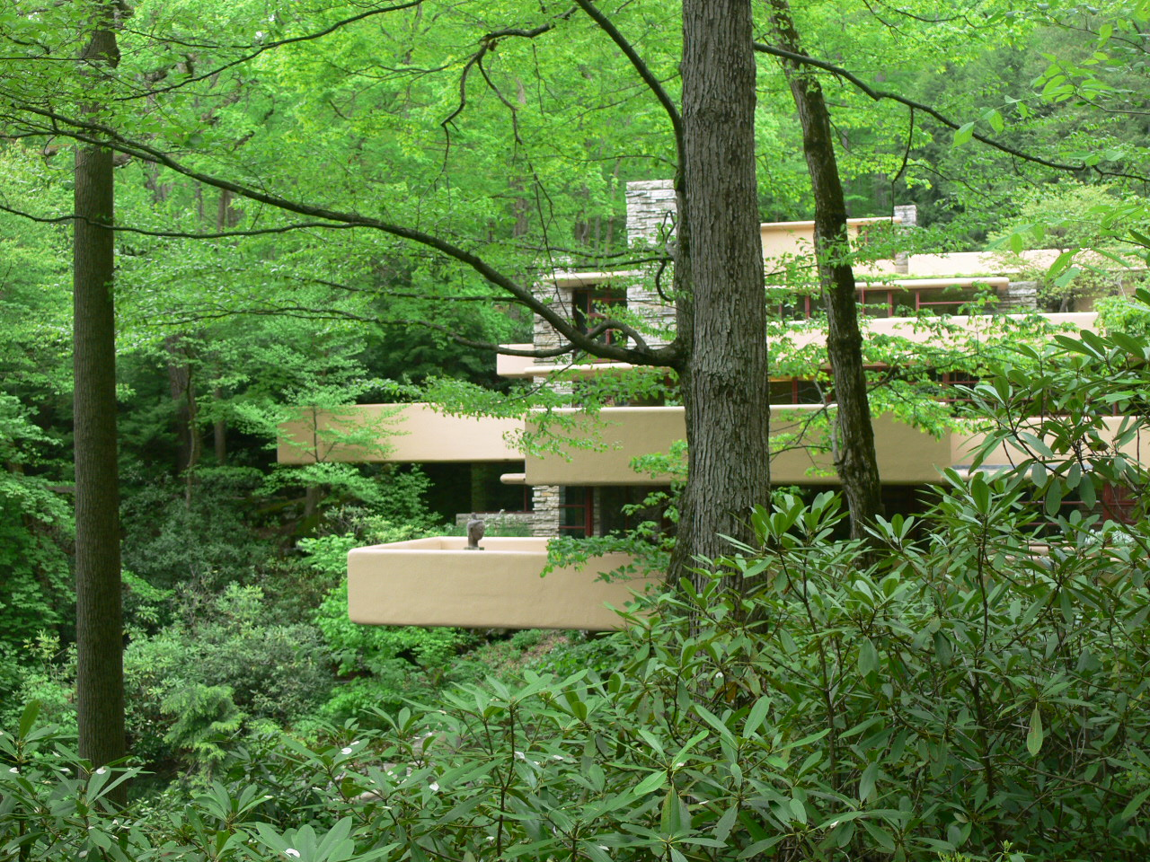 Falling Water House Usa Falling In Love With Fallingwater Distant Dwellings