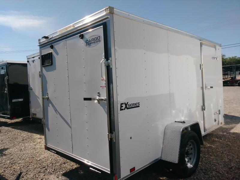 2019 Lark 7x14 T/A Enclosed Cargo Trailer