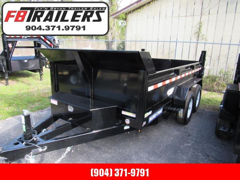 2019 Sure-Trac 6X12 Dump Trailer FB Trailer Dealer Custom Race