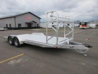 Open Car Haulers | Custom Enclosed Cargo Trailers and Car ...