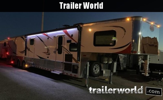 2019 Sundowner Trailers 18 Bp Toy Hauler Clearance