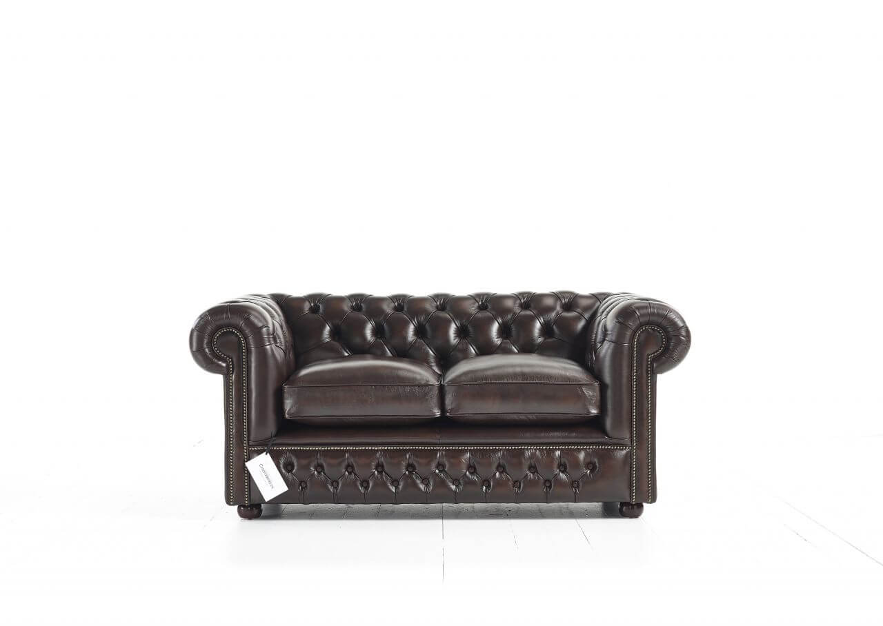 Canapé Chesterfield 2 Places Canapé Chesterfield 2 Places Distinctive Chesterfields France