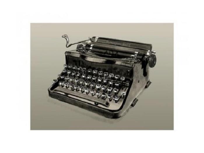 gifts-for-writers-remington-typewriter