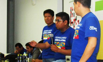 """La comunidad que """"evangeliza"""" a Perú en datos abiertos"""