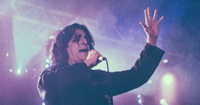Killing Joke - Jaz Coleman Live Shot