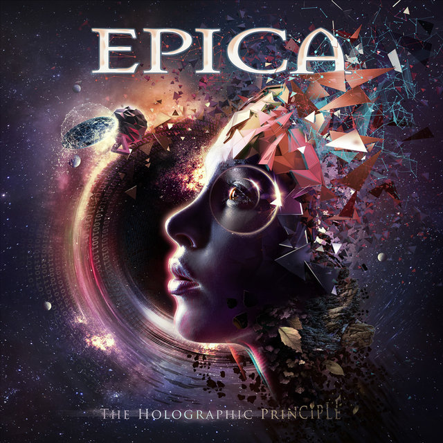 Epica - The Holographic Principle Cover