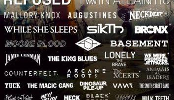 2000 Trees Festival 2016
