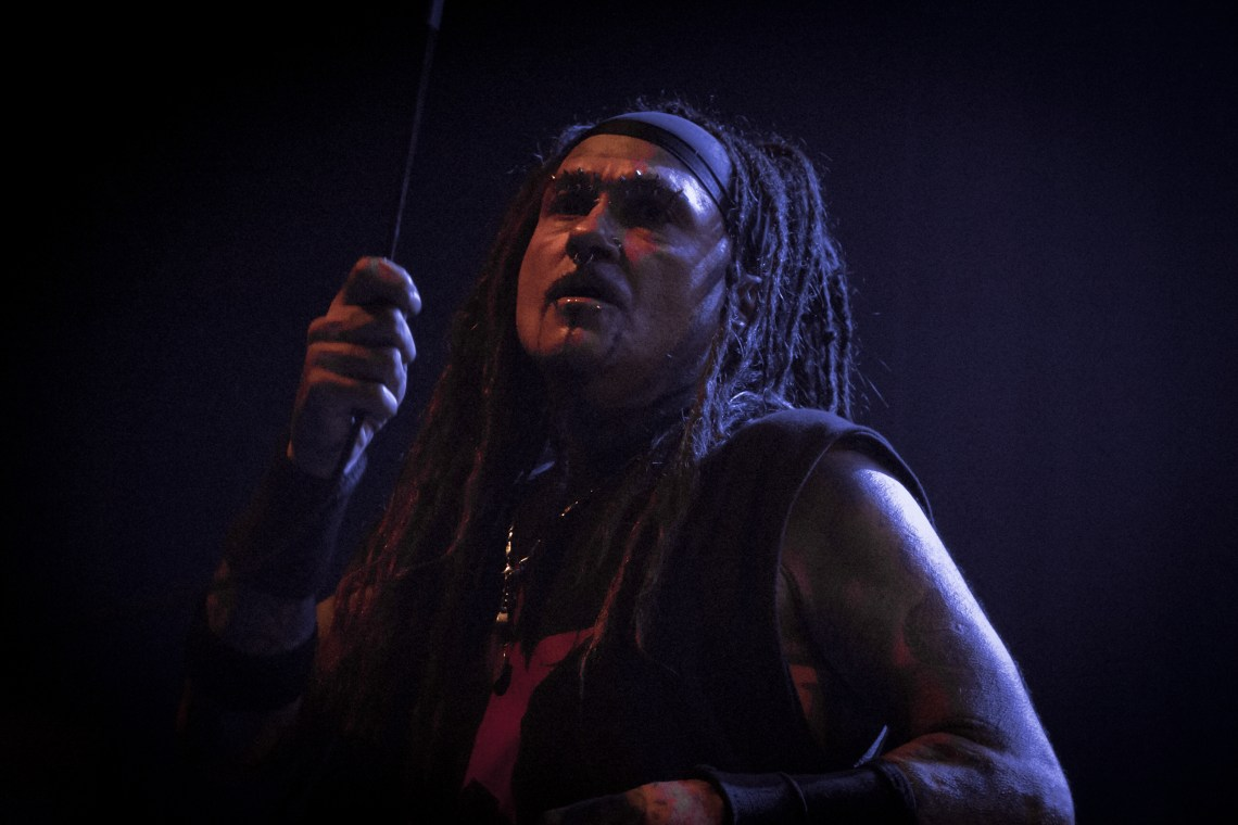 Ministry live at The Ritz, Manchester